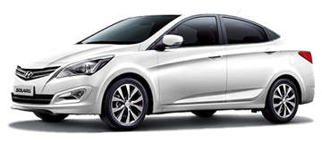 NEW Hyundai Solaris AT 1.4