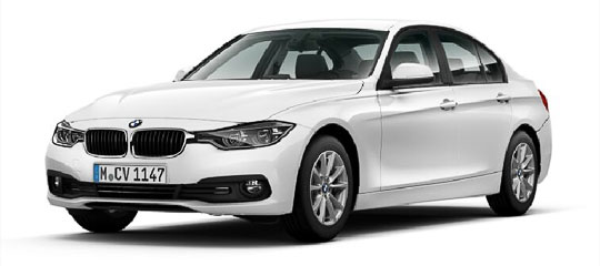 BMW 320i xDrive AT 2017