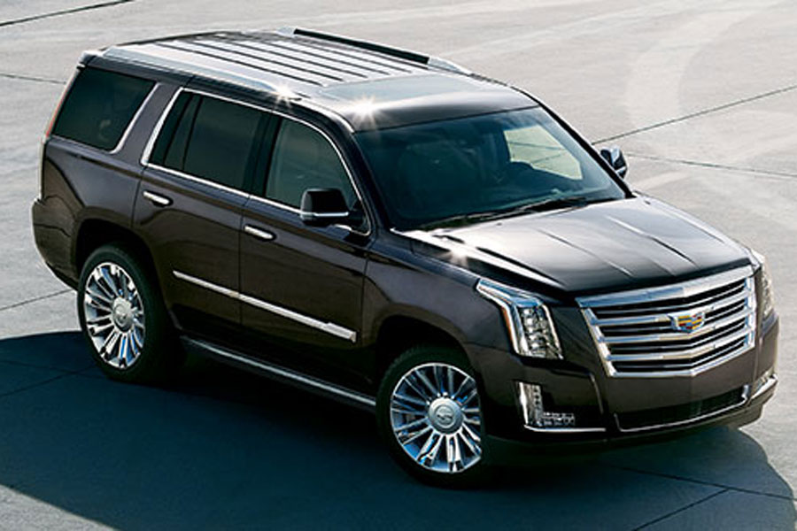 фото Cadillac Escalade black